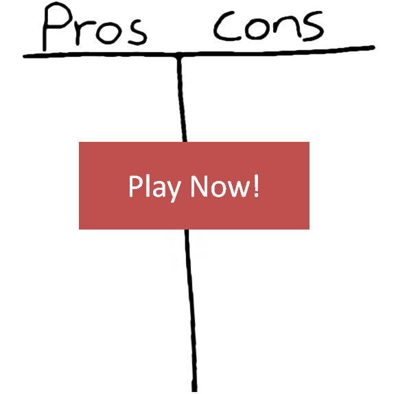 online pros and cons list